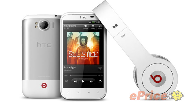 4.7 寸大屏幕 + Beats 音效 HTC Sensation XL 发布
