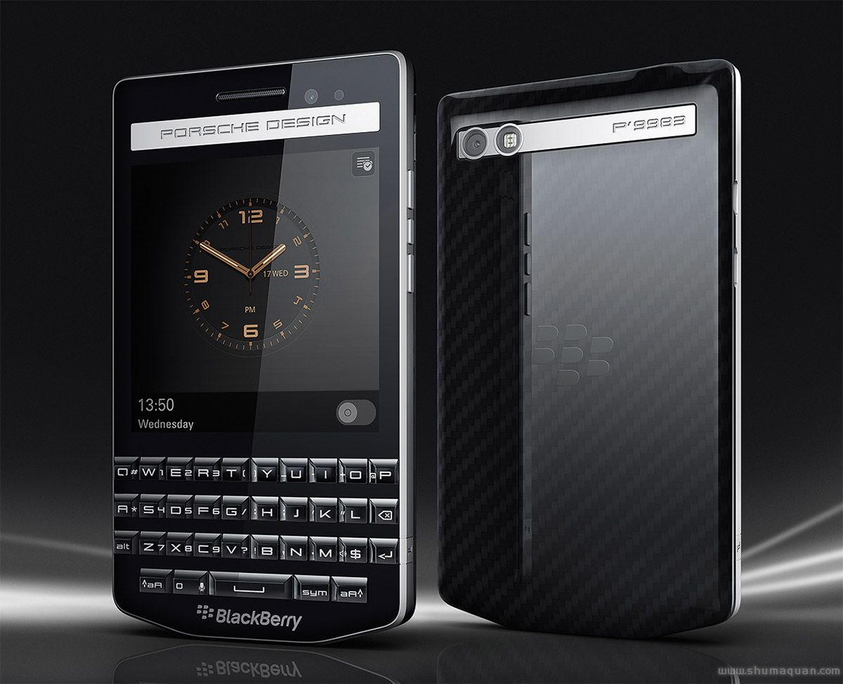 blackberryprosche